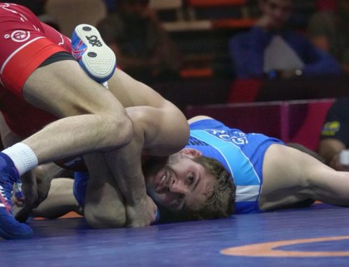 Injury Forces Micic Out of World Championships